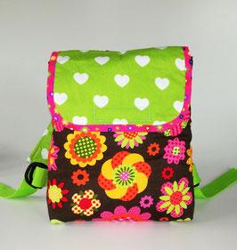 Rucksack Kindergartentasche Herz