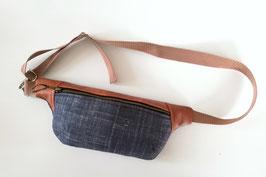 Hüfttasche, Crossbody Bag Jeans, Handmade
