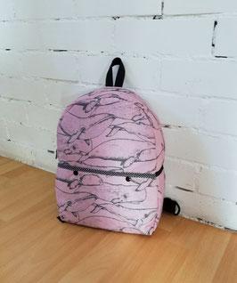 Rucksack, Kindergartentasche Wal