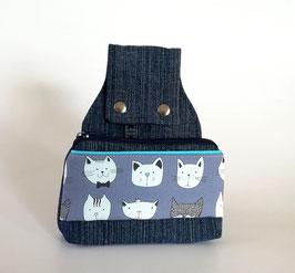 Hüfttasche, Gürteltasche Katzen