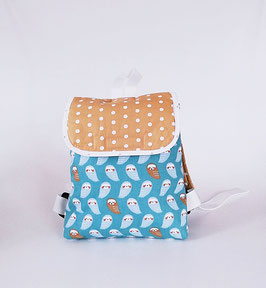 Kinderrucksack Mira, Kindergartentasche, personalisiert, Handmade