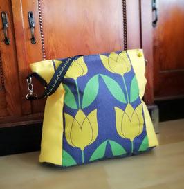 Umhängetasche Tulpia Handmade