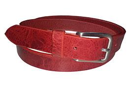 Anzugsgürtel 3cm, rot