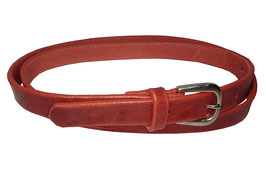 Anzugsgürtel 2,5cm, rot