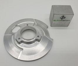 Piastra basamento Overrev per Vespa PK, V50, PV , ET3