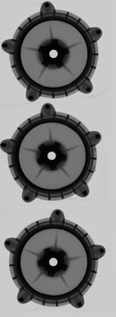 Test dei materiali mediante raggi X