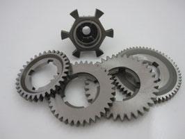 KR CNC Getriebe
