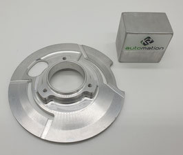 Overrev base plate VESPA - Smallframe