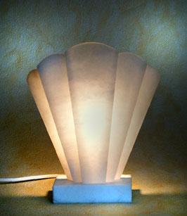 """Tischlampe """"Atlantis Frau"""" - elektrisch, ca. 24 cm"""
