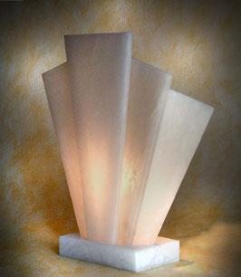 """Tischlampe """"Atlantis Mann"""" - elektrisch, ca. 32 cm"""