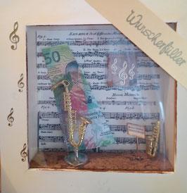Wunscherfüller Saxophon