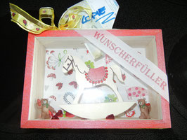 """Geldgeschenk- Kasse """"Wunscherfüller Baby"""""""