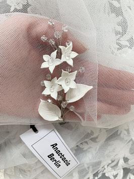 Porzellan Blüten Zweig Jasmine