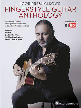 Fingerstyle Anthology