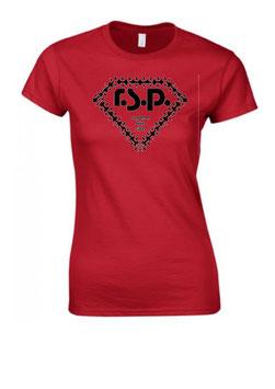 RSP Superman T-Shirt Damen