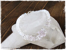 ★Bracelet ~ ★Kunzite / Royal Blue Moon Stone / Crystal