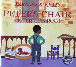 Peter's Chair (White/Green Hmong and English)