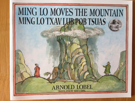 Ming Lo Moves the Mountain (White/Green Hmong and English)