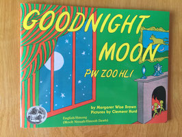 Goodnight Moon  (White/Green Hmong and English)