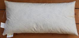 Federfüllung Sondergröße 30x60cm