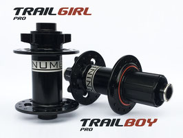 numbernine Trailgirl PRO & Trailboy PRO