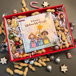 Schwiizer Wiehnachts-Versli - Gschänksbox