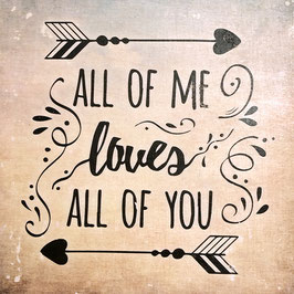 All of me …