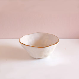Bowl pequeñofilo oro