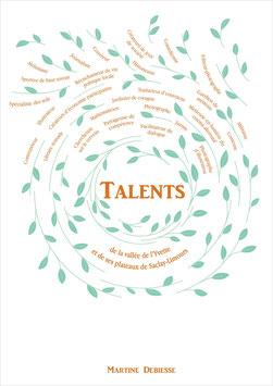 Talents (avec 7 € de frais de port inclus)