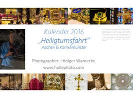 "Photokalender ""Heiligtumsfahrt 2016"""