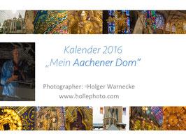 """Photokalender """"Mein Aachener Dom"""""""