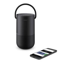 BOSE Portable Home Speaker Lautsprecher Schwarz