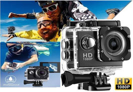 Outdoor Sports Action Camera 1080P Waterproof