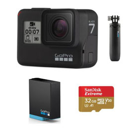 Gopro Hero7 Holiday Kit - Actioncam (Fotoauflösung: 12 MP)