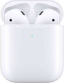 Apple AirPods 2nd Gen. mit kabellosem Ladecase White