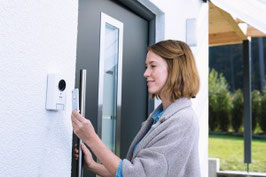 ABUS Smart Security World WLAN Video-Türsprechanlage