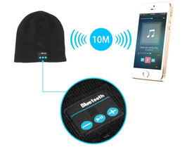 Unisex Bluetooth Kappe