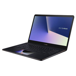 Asus Laptop,  ZenBook Pro, 15.6 Zoll  1920x1080, 2,20 GHz, i7-8750H