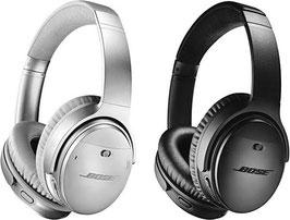BOSE QuietComfort 35 II - Bluetooth Kopfhörer (Over-ear, Schwarz)
