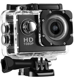 Outdoor Sports Action Camera 1080P Waterproof