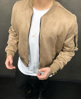 Streetwear Style Jacke Beige oder Grün
