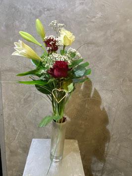 Rosen - Lilien Strauß