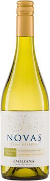 NOVAS Sauvignon Blanc Gran Reserva 2017 Emiliana 0,75l