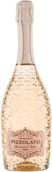 Rosé Spumante Pizzolato 0,2l oder 0,75l oder 1,5l Magnum
