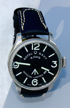 Royal Navy 8 Tage Uhr Ref. 8 Day