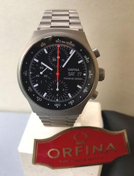 Orfina Porsche Design Chronograph Stahl