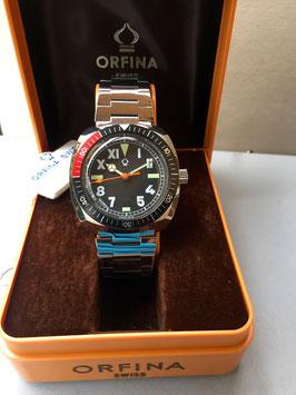 Classic Beobachtungsuhr von Orfina aus den 1970 iger Jahren Automatik