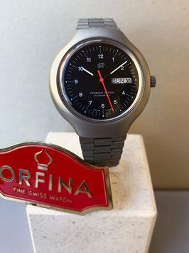 P-D Porsche Design Orfina 3 Zeiger Uhr