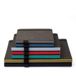 Bindewerk CONTEMPORARY Notizbuch DIN A5, 96 Blatt, liniert