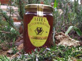 Miel de garrigues 1 kg verre